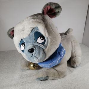 Percy Pug Disney Plush Pocahontas VTG
